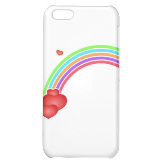 Rainbow Cover For iPhone 5C