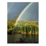 rainbow irish luck lucky nature sky water trees