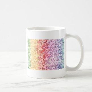 Rainbow Iterations Basic White Mug