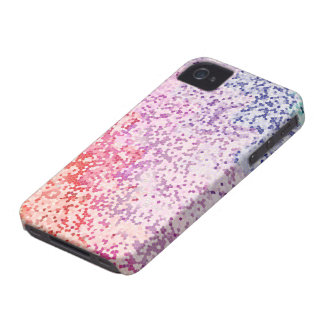 Rainbow Iterations iPhone 4 Case-Mate Case