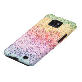 Rainbow Iterations Samsung Galaxy S2 Case