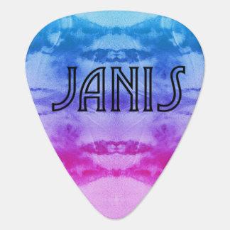 Rainbow Janis Plectrum