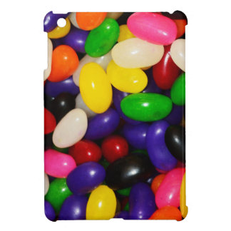 Rainbow Jelly Beans - Candy Print Case For The iPad Mini