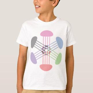 Rainbow Jellyfish King T-Shirt