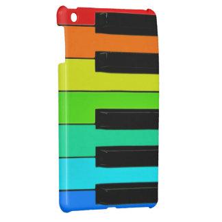 Rainbow Keyboard iPad Mini Cover