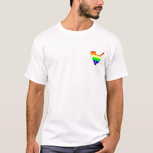 Rainbow kitten T-Shirt