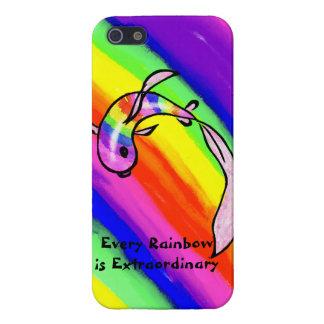 Rainbow Koi iPhone 5 Case