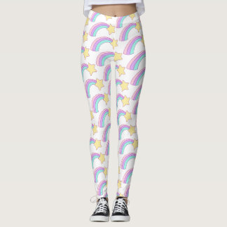 Rainbow leggin leggings