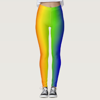 Rainbow Leggins Leggings