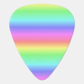 Rainbow LGBT Guitar Pick