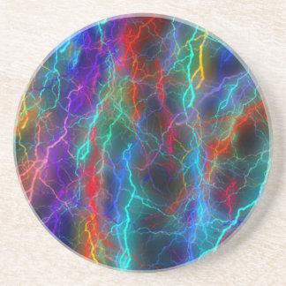 Rainbow Lightning Coaster