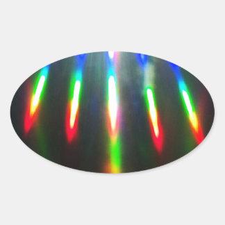 Rainbow Lights Stickers