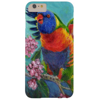 Rainbow Lorikeet Barely There iPhone 6 Plus Case