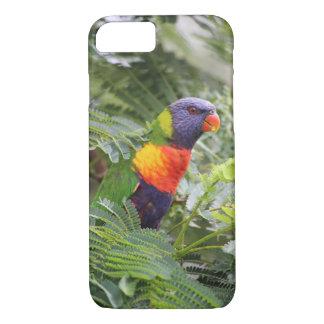 Rainbow Lorikeet iPhone 7 case
