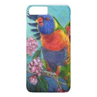 Rainbow Lorikeet iPhone 7 Plus Case