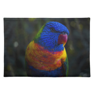 Rainbow Lorikeet Placemat
