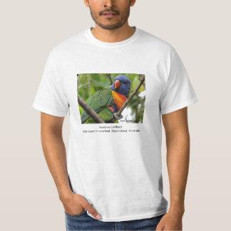 Rainbow Lorikeet T Shirts