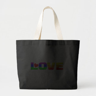 Rainbow Love bag