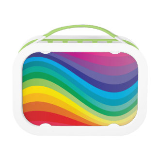 Rainbow Lunch Box