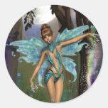 Rainbow Magic Fairy Fantasy Classic Round Sticker
