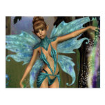 Rainbow Magic Fairy Fantasy Postcard