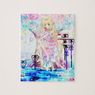 Flower Fairy Jigsaw Puzzles   Zazzle.co.uk