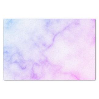 Rainbow Marble Pattern Tissue Paper