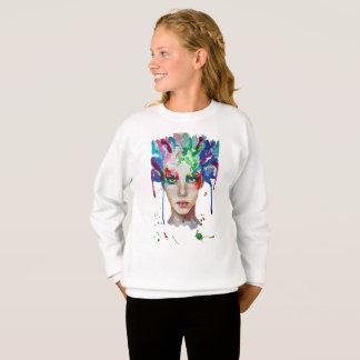 rainbow Medusa Sweatshirt