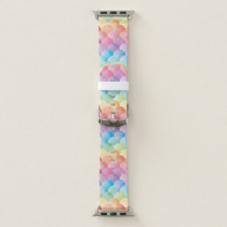 Rainbow Mermaid Apple Watch Band