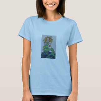 rainbow mermaid T-Shirt