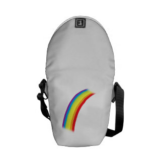 Rainbow Courier Bags