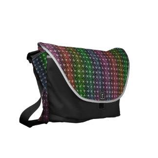 Rainbow Mosaic Commuter Bags
