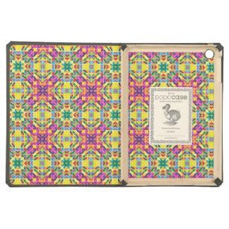 Rainbow mosaic repeat case for iPad air