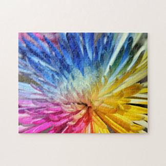 Rainbow Mum Jigsaw Puzzle
