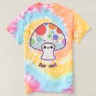 Rainbow Mushroom T-Shirt