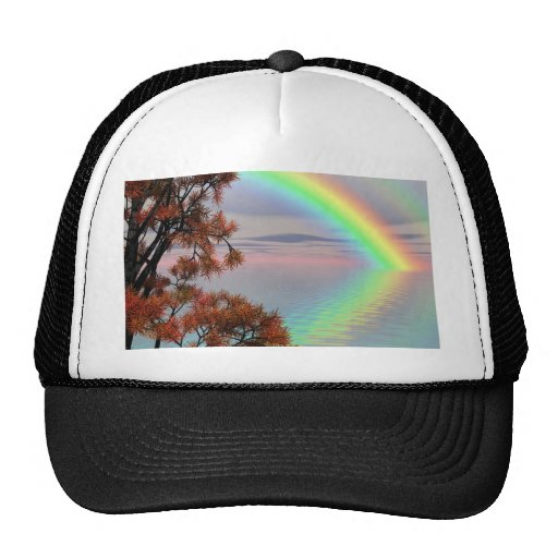 Rainbow Nature Hat