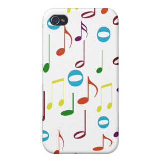 Rainbow Notes  Covers For iPhone 4