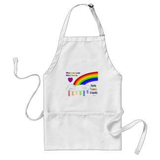 Rainbow Nurses Apron