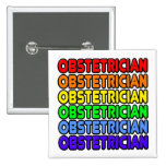 Rainbow Obstetrician Badges
