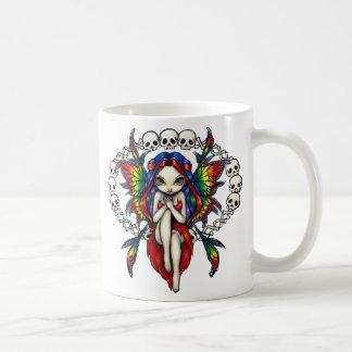 """""""Rainbow of Bones"""" Mug"""