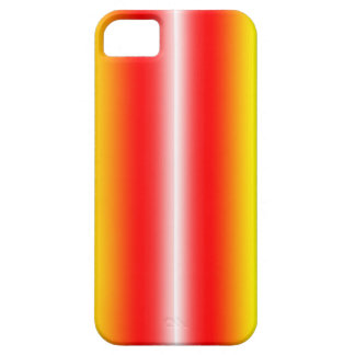 Rainbow of colours iPhone 5 cover