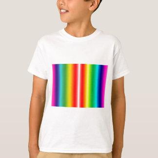 Rainbow of colours T-Shirt