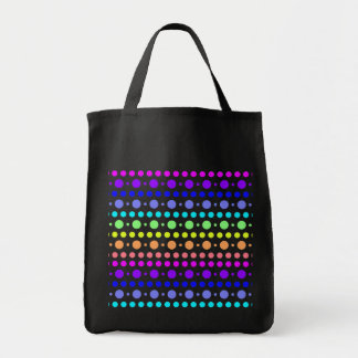 Rainbow of Dots bag - choose style & color
