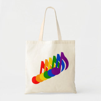Rainbow of Musical Notes