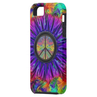 Rainbow of Peace iPhone 5 Case