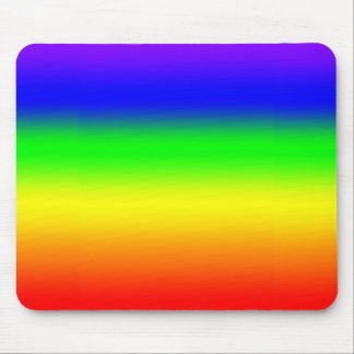 Rainbow Ombre Mouse Mat