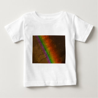 Rainbow On Stone Baby T-Shirt