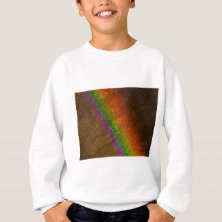 Rainbow On Stone Sweatshirt