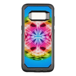 Rainbow Orb Mandala OtterBox Commuter Samsung Galaxy S8 Case