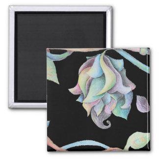 Rainbow Organic Abstract Fridge Magnets